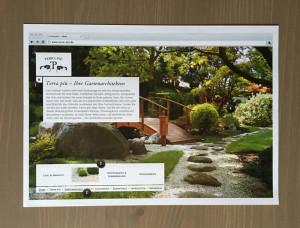 Screenshot des Terra Piu Designs 2011