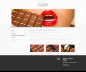 Mediengestalter Prüfung - Hamburger Schokoladen Fabrikation