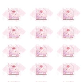 Wildsauseo Geschenkpapier - Rosa Sau